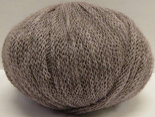 Yarn 020 (Plymouth Yarn Solstice # 20 Taupe)