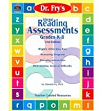 img - for [(Informal Reading Assessments by Dr. Fry)] [Author: Dr Edward Bernard Fry PhD] published on (January, 2001) book / textbook / text book