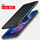 mobistyle Ultra Thin Matte Finish TPU Back Case Cover for Vivo Nex
