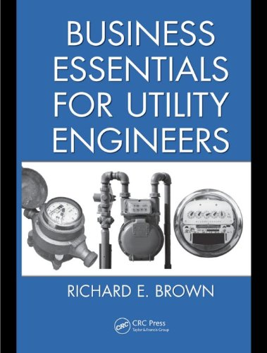 Download Business Essentials for Utility Engineers Pdf