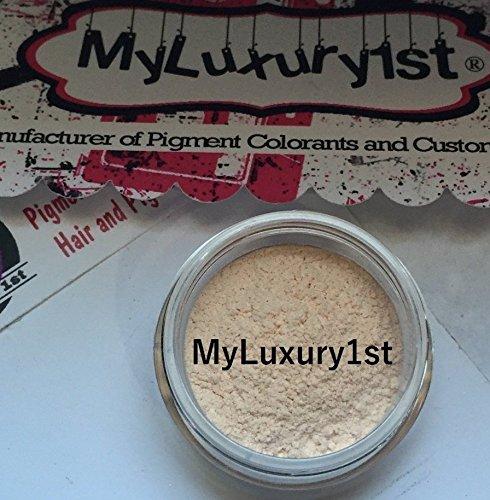 - Light Loose Powdered Concealer or Eyeshadow Base 5 Gram Jar Translucent Mineral Powder