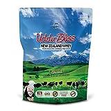 Best Whey Protein Powder, Grass Fed, Hormone-Free, Best Tasting Protein Powder, Udder Bliss Vanilla (2 Pounds)