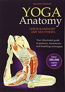 Yoga Anatomy-2nd Edition by Human Kinetics
