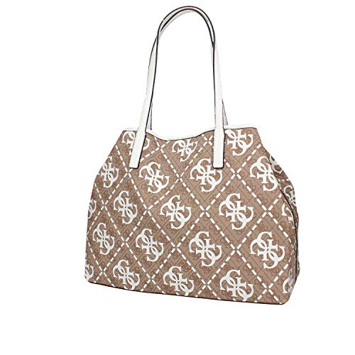 Guess Xefqfxtwx Multicolore Vikky Tote Large nYw1gUnPq