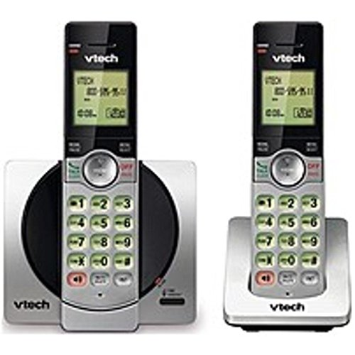 vtech-cs6919-2-dect-60-cordless-phone-with-2-handset-silver-certified-refurbished