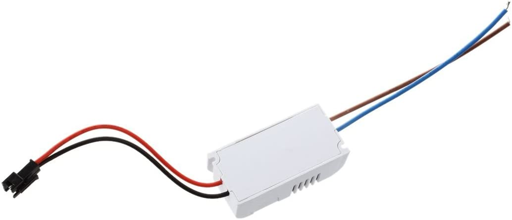 Nrpfell Driver Transformer LED Lamp Transformer 8-12W White