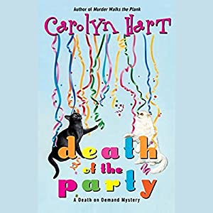 Death of the Party Audiobook