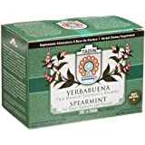 Tadin Tea, Yerbabuena (Spearmint) Tea, 24-Count Tea Bags (Pack of 12)