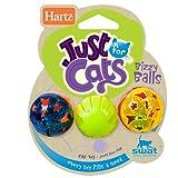 Hartz Bizzy Balls Cat Toys, My Pet Supplies