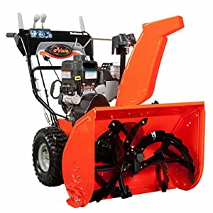 B00DI1EF4A_Ariens 921030 Deluxe 28 254cc 28-in Two-Stage Snow Thrower with Electric Start