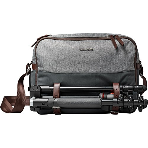 6b63b93402dc Amazon.com   Manfrotto MB LF-WN-RP Camera Reporter Bag for DSLR Lifestyle  Windsor
