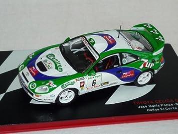 Amazon.com: Toyota Celica GT-Four Jose Maria Ponce