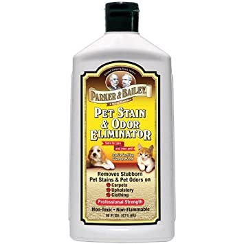 Parker Bailey Pet Stain U0026 Odor Eliminator 16oz Bottle
