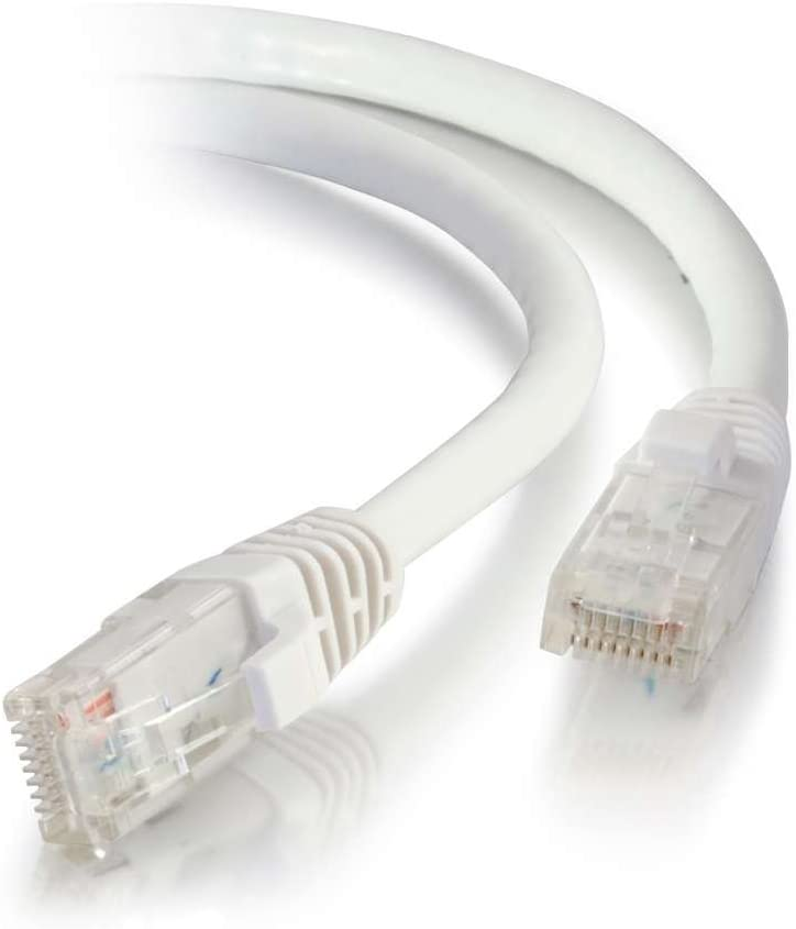 Cables To Go 1.5m Cat5e 350mhz Snagless Patch Cable White