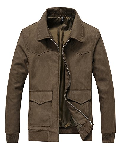 Wantdo Mens Utility Outwear Jacket