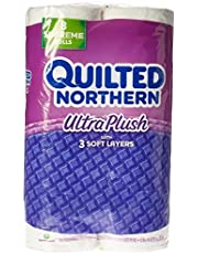 Quilted Northern Ultra Plush Supreme Toilet Paper, 8 Count (Pack of 3)