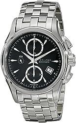 Hamilton Men's H32616133 Jazzmaster Chronograph Watch