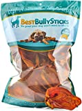 Best Bully Sticks USA Pig Ears by (20 Pack) Thick-Cut, All Natural Dog Treats