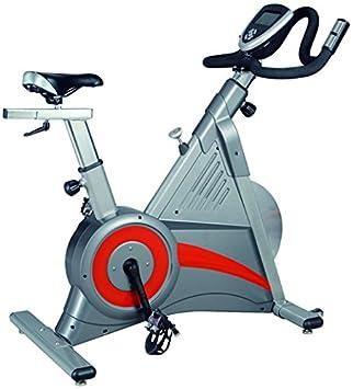 bicicleta ciclo indoor, bicicleta de spinning profesional, estática indoor