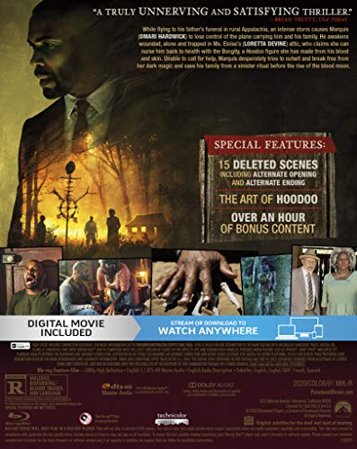 Spell (Blu-ray + Digital)