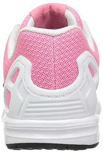 adidas Youth ZX Flux Mesh Trainers Pink