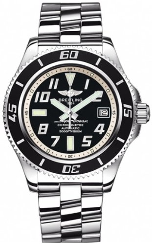Breitling Aeromarine Superocean Wave Mens Watch A1736402/Ba29