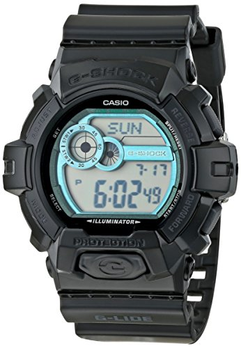 CasioGLS-8900-1 GLS-Winter G-Lide Classic Series Men's Stylish Watch - Black / One Size