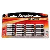 Energizer 12pk EL123 3V CR123 Photo Lithium Batteries EL123BP-12