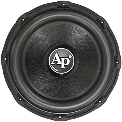 "New Audiopipe TXXBD115 1600W 15/"" TXX-BD1-15 Dual 4 ohm Car Subwoofer Low $"