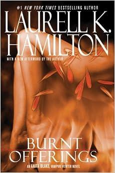 Book Burnt Offerings (Anita Blake, Vampire Hunter)