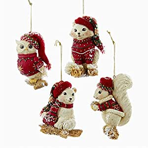 Amazonm Kurt Adler 1 Set 4 Assorted Northland Fox. Christmas Decorations For Sale In Florida. Easy To Make Christmas Yard Decorations. Christmas Decorations Singapore Cheap. Outdoor Christmas Decorations Company. The Nightmare Before Christmas Yard Decorations. Christmas Tree Decorated With Pictures On It. Images Of Christmas Wall Decorations. Christmas Lights For Sale At Target