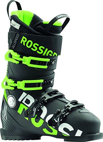 Rossignol Allspeed Pro 100 Ski Boots Black Mens Sz 9.5 (27.5)