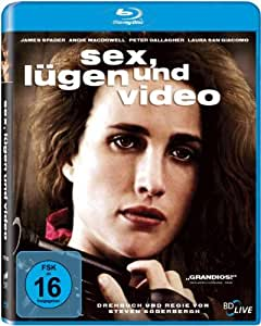 Sex, Lügen und Video [Alemania] [Blu-ray]