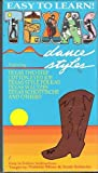 Easy to Learn!   TEXAS Dance Style (Texas Two Step, Cotton Eyed Joe, Texas Style Polkas, Texas Waltzes, Texas Schottische) [VHS]