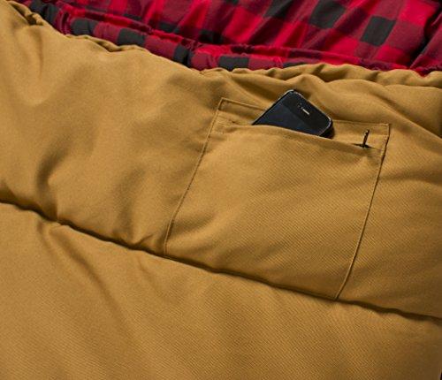 Teton Sports Deer Hunter 0F Sleeping Bag; 0 Degree ...