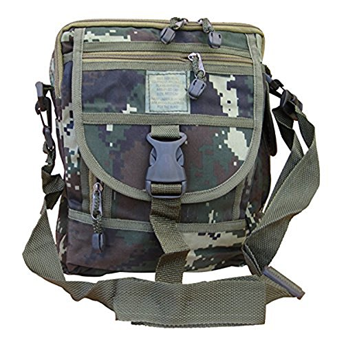 Zip Pouch Surplus Combat Travel Bum Shoulder Bag Utility Messenger Military New Army wXxnaRHAqx