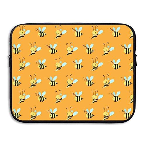 Honey Bee India (Honeybee Laptop Bag, 15 Inch Notebook Briefcase Laptop Sleeve Bag Cover For All 15 Inch Inch Computer Ultrabook / Lenovo Dell / MacBook Pro / Macbook Air / Men / Women)
