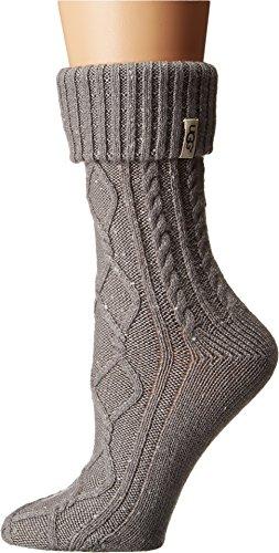 - UGG Women's Sienna Short Rainboot Sock, Seal, O/S