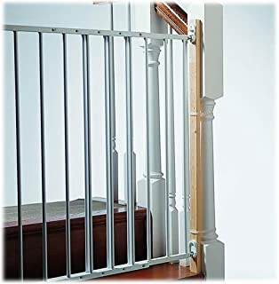 Dreambaby Gate Y Spindle Pack Of 2, Silver colour
