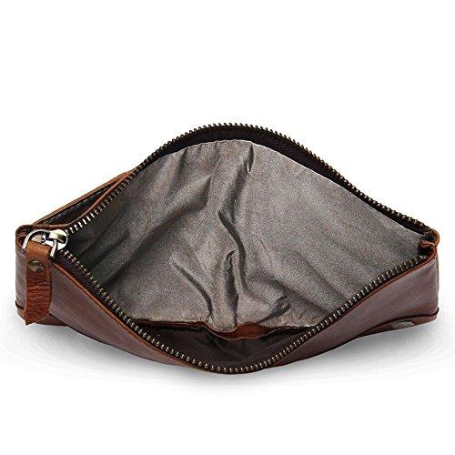 zero section multifunction LIGYM purse zipper Men's vertical LIGYM Men's Purse TwX8P