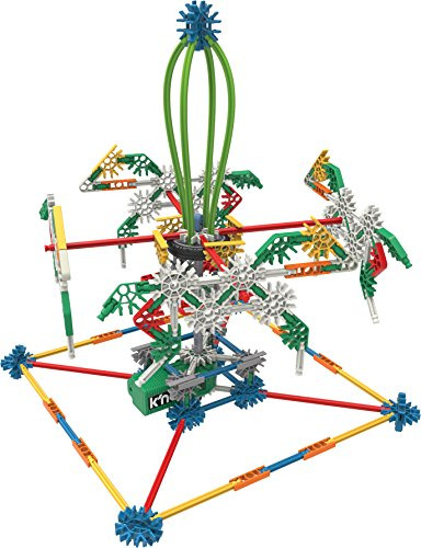 51QU MWNpbL - K'NEX Imagine – Power and Play Motorized Building Set – 529 Pieces – Ages 7 and Up – Construction Educational Toy