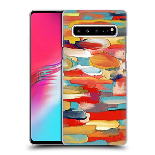 (Official Giulio Rossi Brush Strokes Collection Hard Back Case Compatible for Samsung Galaxy S10 5G)