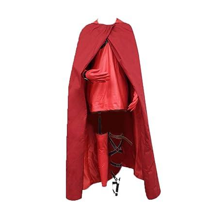 Dream2Reality - Disfraz de caperucita roja para cosplay para ...