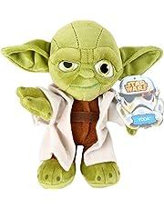 Legler Star Wars Kuscheltier Yoda zum Spielen und Sammeln, nicht nur für Star Wars-Fans, sondern auch für alle Kuscheltierliebhaber