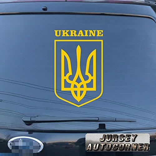 誕生日プレゼント 3s MOTORLINEウクライナの国章デカールステッカーウクライナフラグ車ビニールPickサイズカラーDie Cut (61.0cm) No bkgrd 24'' (61.0cm) ブラック 20180412s12 20180412s12 24'' 24'' (61.0cm) イエロー B07CFWPQLS, ジュエリー YouMe:76ae601f --- a0267596.xsph.ru
