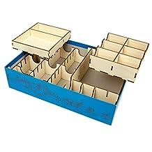 Broken Token Box Organizer for Carcassonne