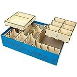 The Broken Token Box Organizer for Carcassonne