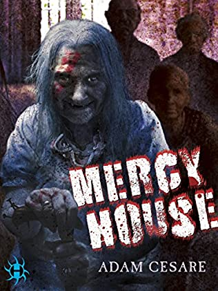 book cover of Mercy House