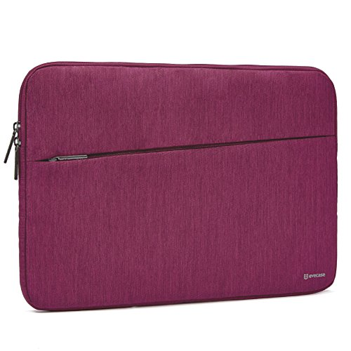 15.6 inch Laptop Sleeve, Evecase Water Repellent Shockproof