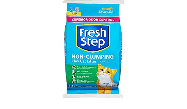 Amazon.com: Fresh Step Extreme Non-Clumping Cat Litter (40 lbs.): Everything Else